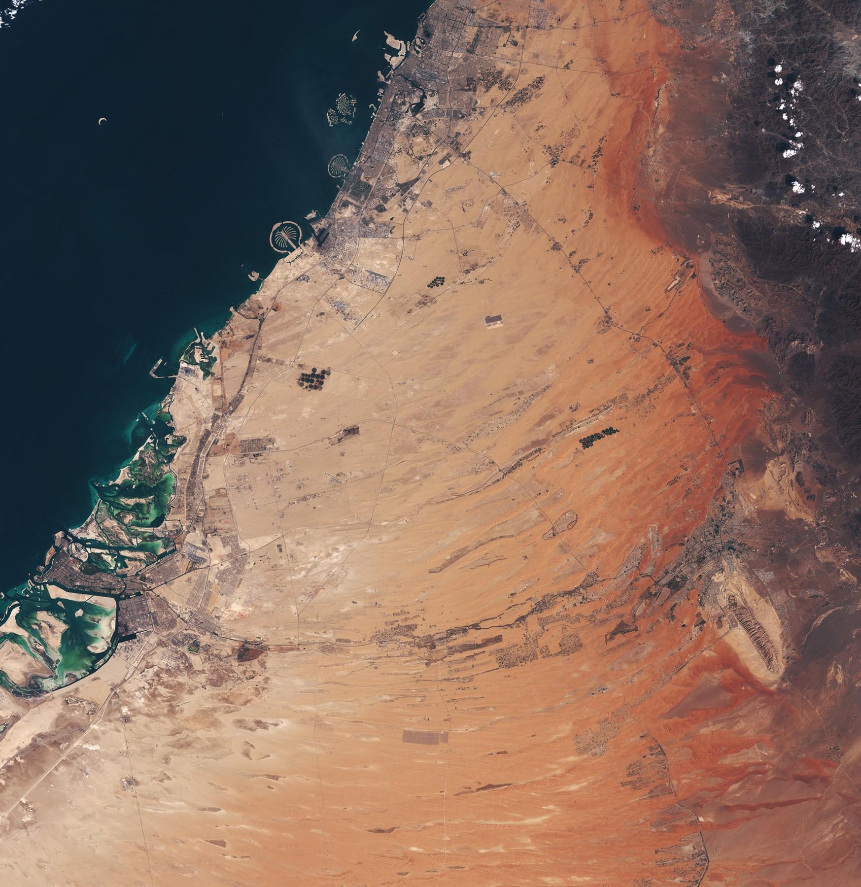 Abu Dhabi, Dubai KR