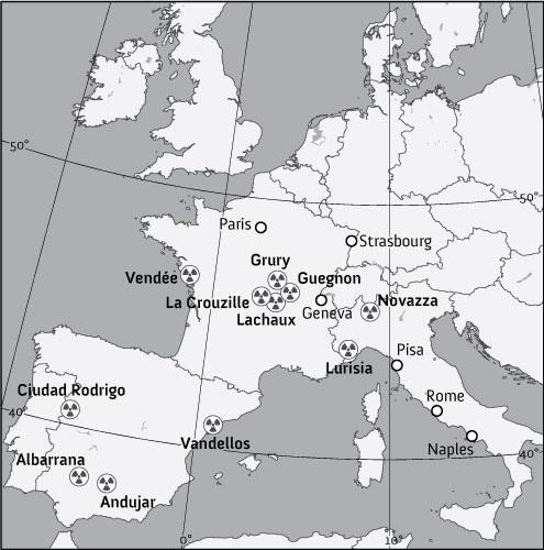 Uranium-kaart 2